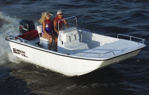 Carolina Skiff 178 DLX Sister Ship: