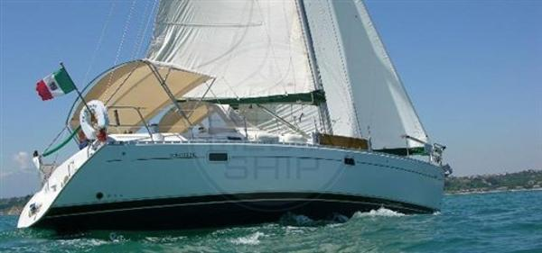 Beneteau 381 BENETEAU - OCEANIS 381 CLIPPER - exteriors