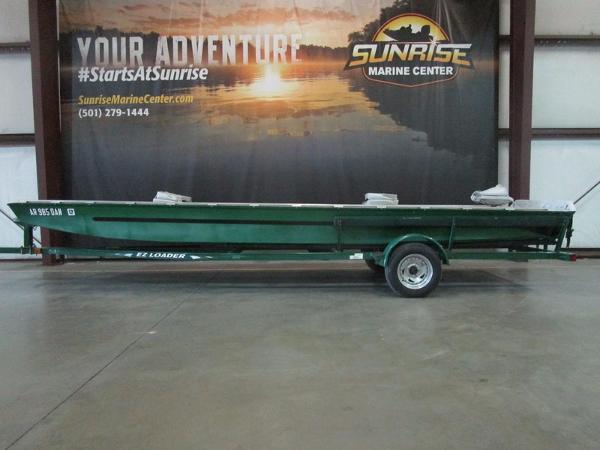 J & S River Boat
