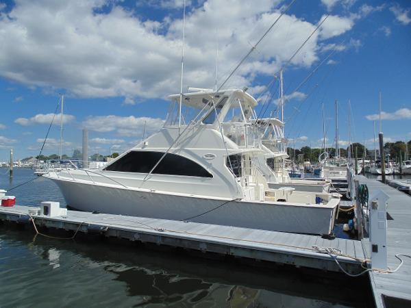 Ocean Yachts 45 Convertible CONCORDE
