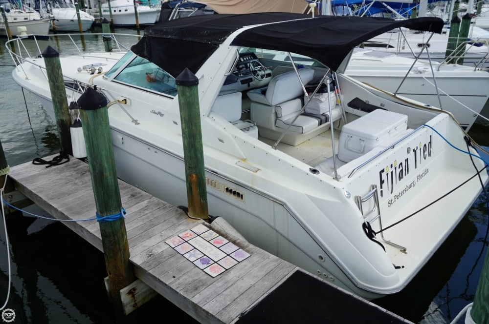 Sea Ray 350 Express Cruiser 1990 Sea Ray 350 Express Cruiser for sale in Gulfport, FL