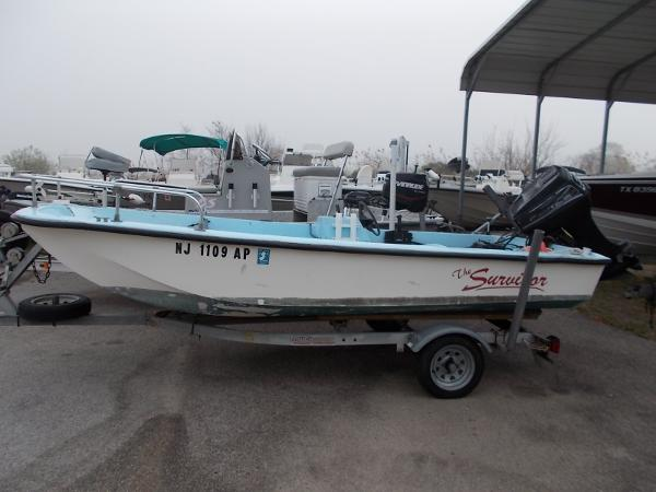Mckee Craft 15FT SIDE CONSOLE