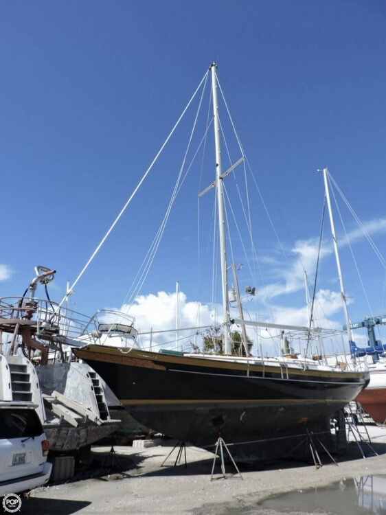 Cabo Rico Chase 38' Cutter Rig 1985 Cabo Rico Chase 38' Cutter Rig for sale in Fort Pierce, FL