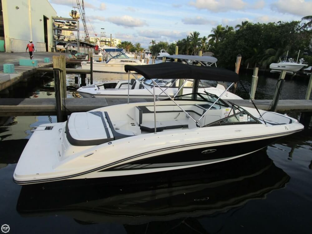Sea Ray SPX 210 2017 Sea Ray SPX 210 for sale in Miami, FL