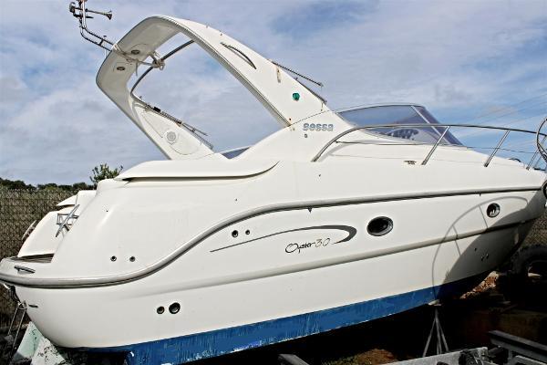 Sessa Marine Oyster 30 Sessa Oyster 30 1