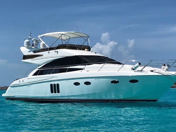 Viking Princess 54 Flybridge