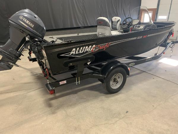 Alumacraft Escape 165 CS