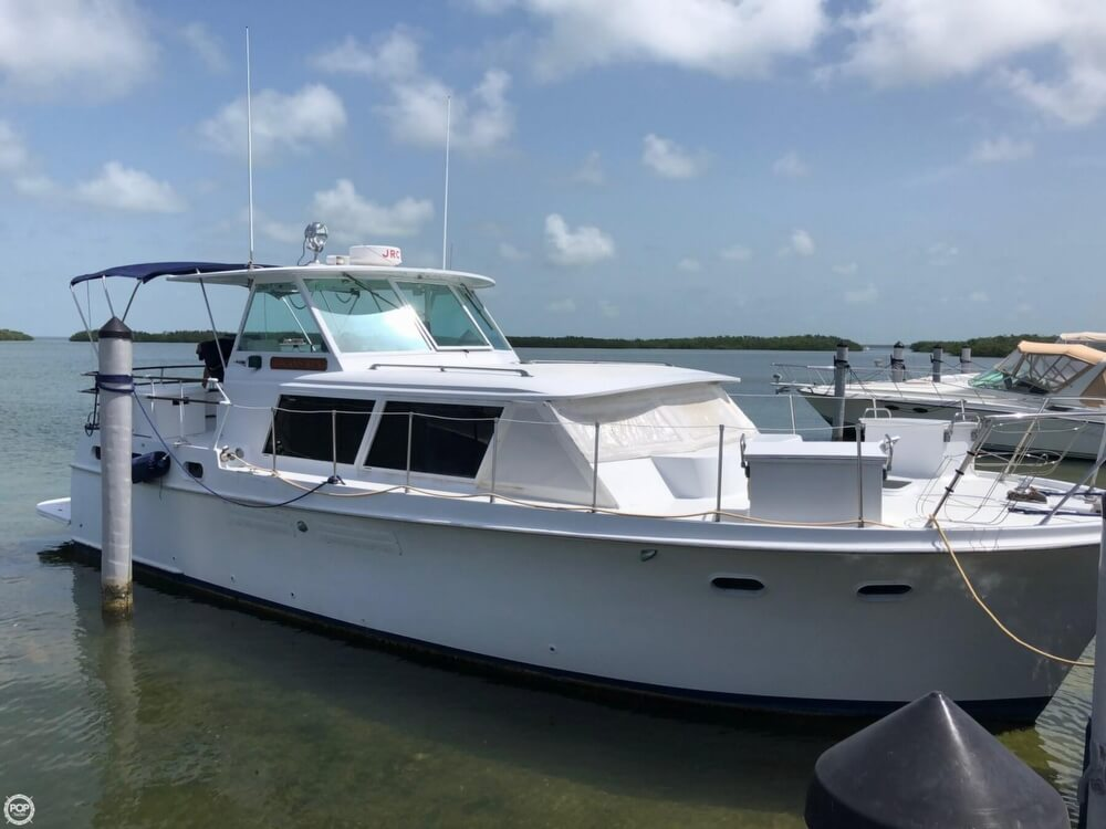 Hatteras 41 Twin Cabin 1965 Hatteras 41 for sale in Islamorada, FL