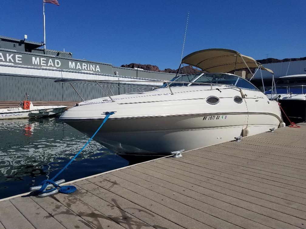 Sea Ray 240DA
