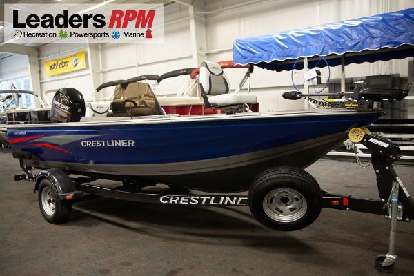 Crestliner Fish Hawk 1750 SC