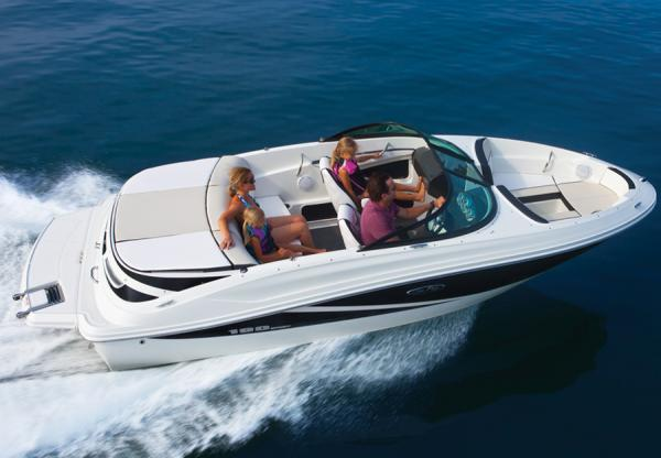 Sea Ray 190 Sport Manufacturer Provided Image