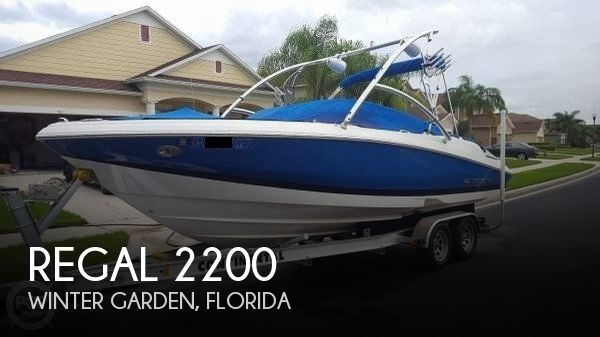 Regal 2200 Regal 2008 Regal 2200 for sale in Winter Garden, FL