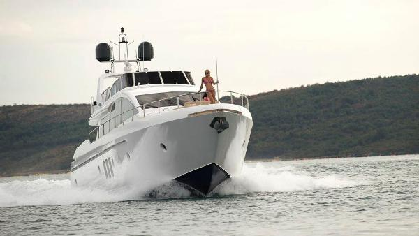 Aqualiner 77 Bow