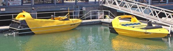 Custom 3D Marine Jet Boat
