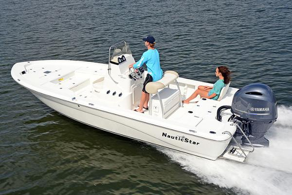 Nautic Star 2200 Sport Manufacturer Provided Image