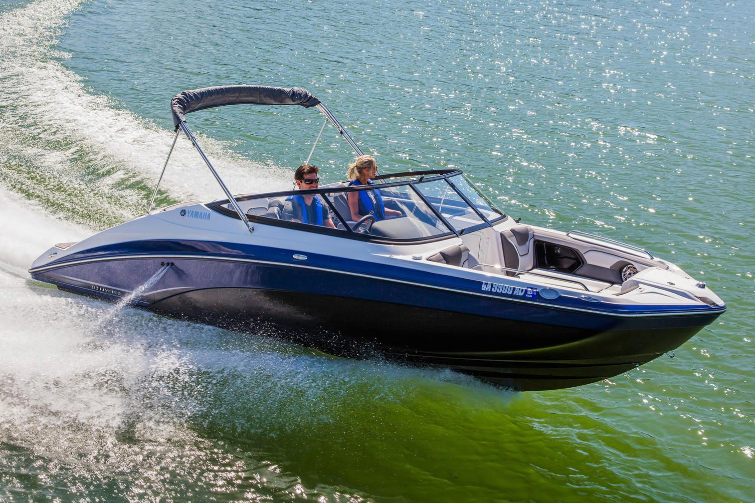 Yamaha 212 limited boats for sale for Yamaha jet boat for sale florida