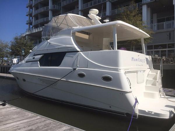 Silverton Motor Yacht