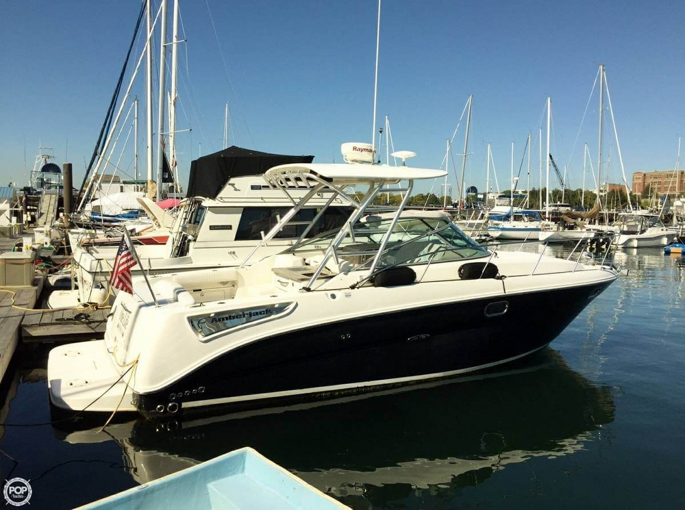 Sea Ray 290 Amberjack 2009 Sea Ray 290 Amberjack for sale in Boston, MA
