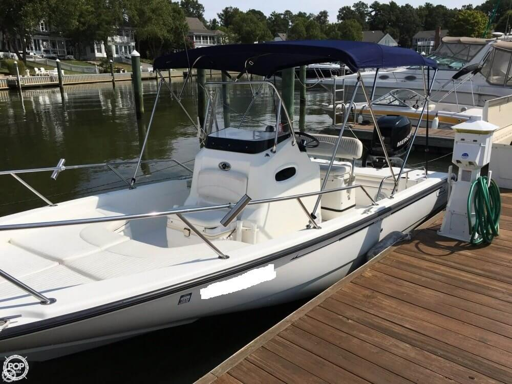 Boston Whaler 220 Dauntless 2006 Boston Whaler 220 Dauntless for sale in Williamsburg, VA