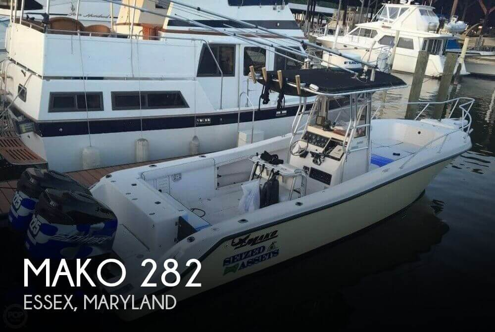 Mako 282 Center Console 1999 Mako 282 for sale in Essex, MD