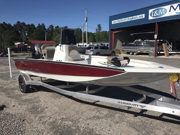 Excel Boats Bay Pro 20 HINXCL04849B717