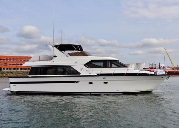 Cooper Yachts Pilothouse Motoryacht Starboard