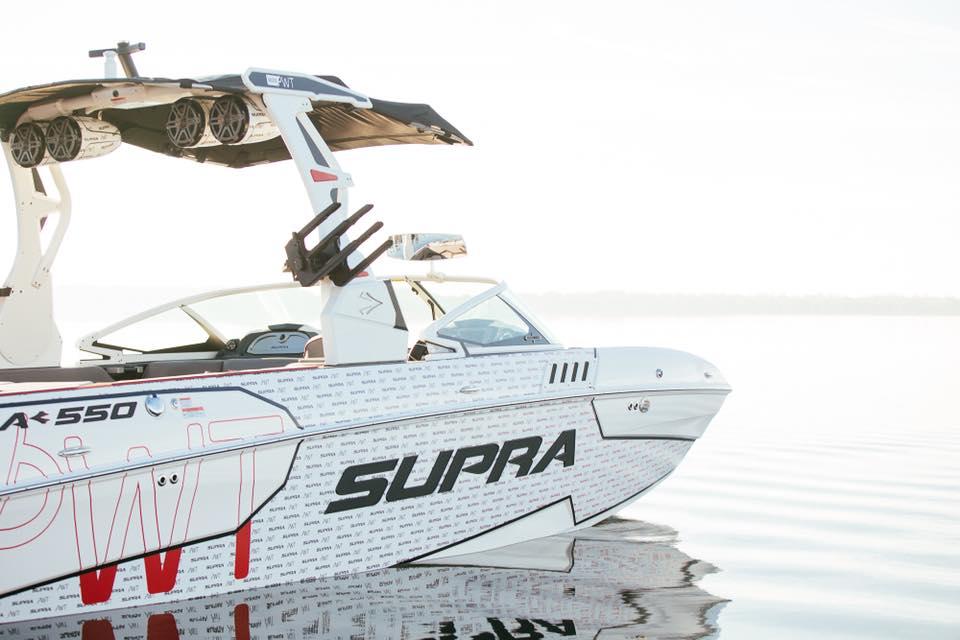 Supra SA 550 PWT Edition