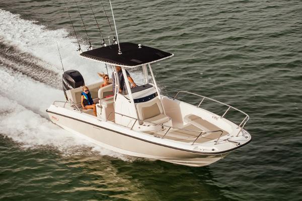 Boston Whaler 240 Dauntless Manufacturer Provided Image