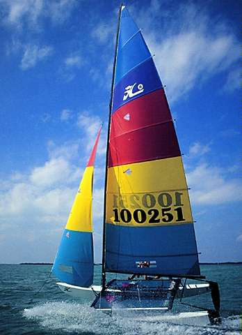 Hobie Cat 16 Manufacturer Provided Image