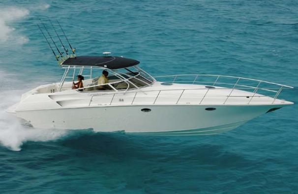 Fountain 38 Sportfish Cruiser Manufacturer Provided Image