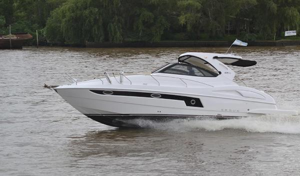 Custom 34 GT