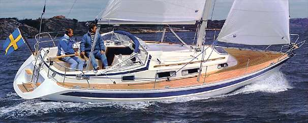 Hallberg-Rassy 31 Manufacturer Provided Image