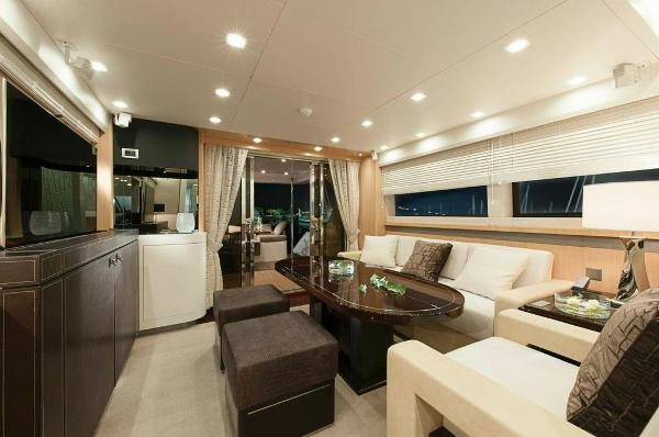 Aqualiner 77 Interior