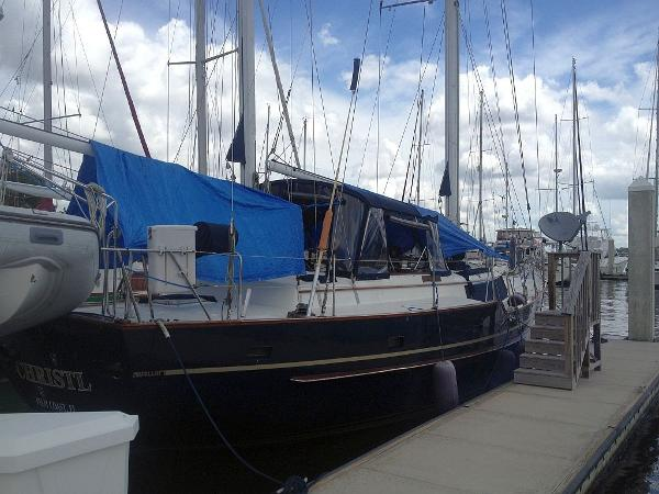 Irwin 52 Ketch PROFILE