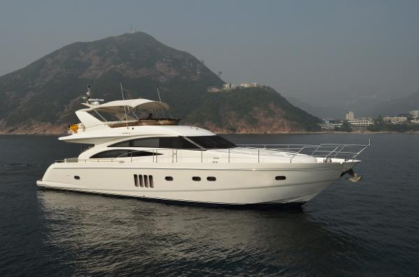 Princess 67 Flybridge Princess 67