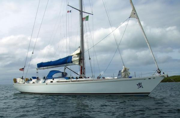 German Frers Custom Sloop 65'
