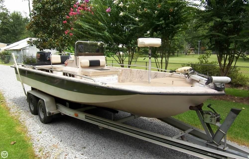 Predator 222 ST 22 Center Console 1999 Predator 222 ST 22 Center Console for sale in Lacombe, LA