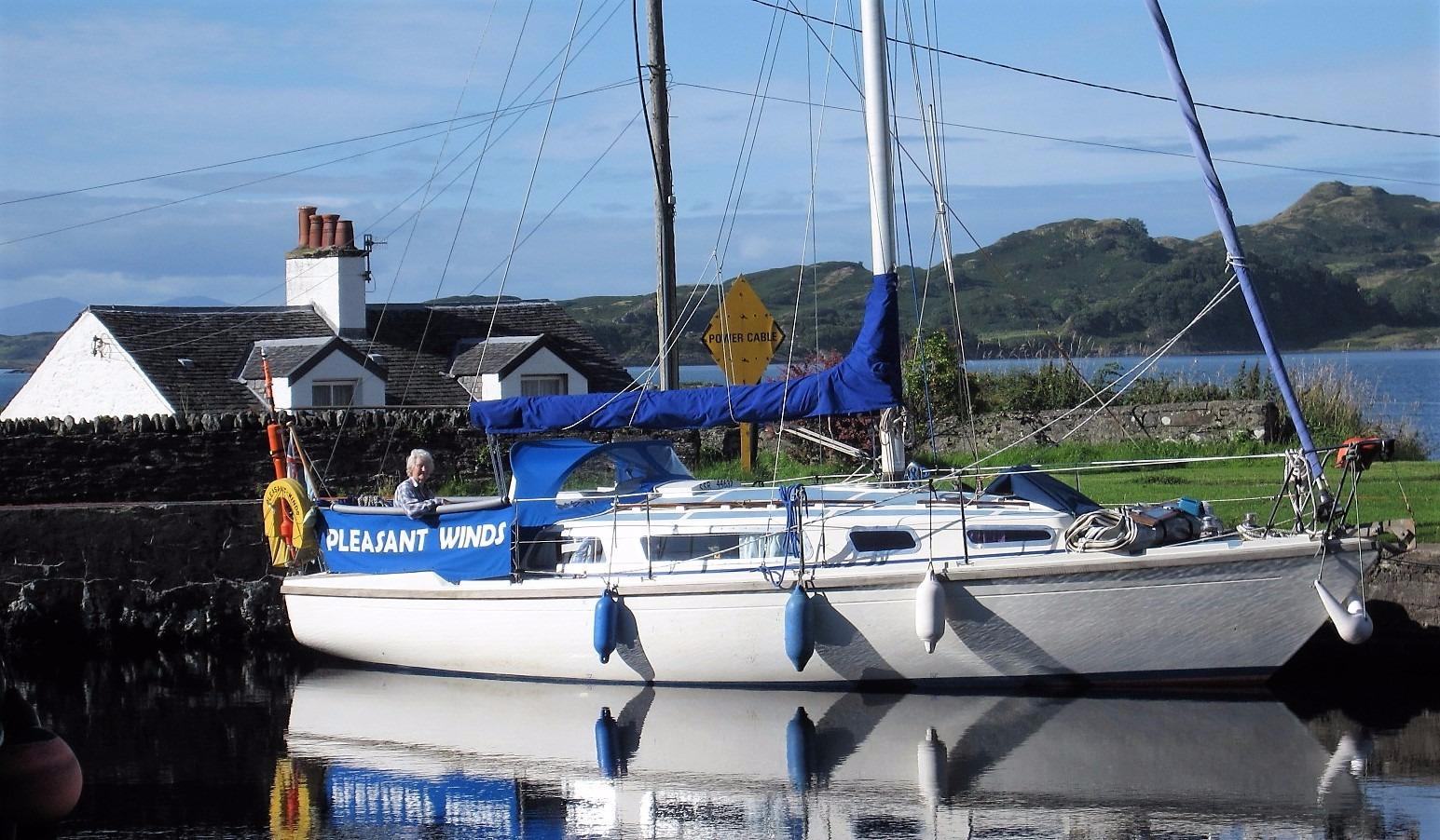Boatyard Hummingbird 30