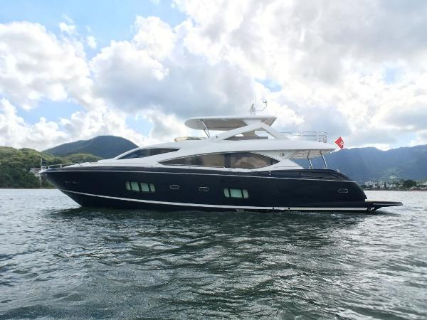 Sunseeker Manhattan 88 Sunseeker Manhattan 88 Profile