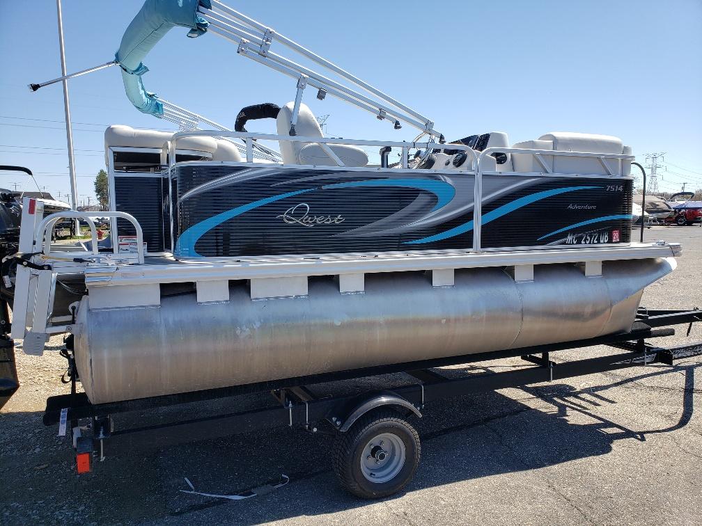 Apex Marine Qwest Adventure 7514 Cruise Deluxe