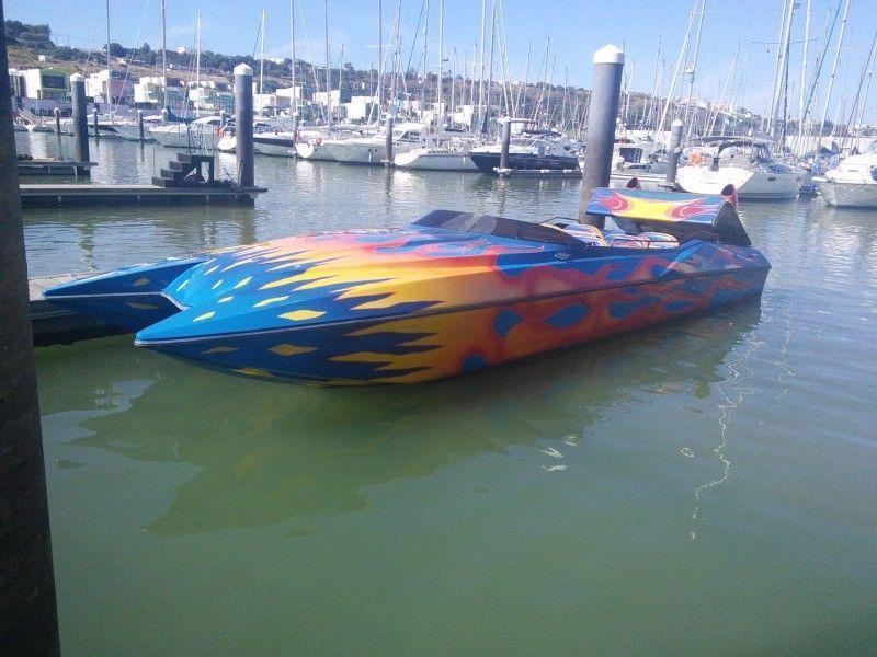 Ocean Rocket 36