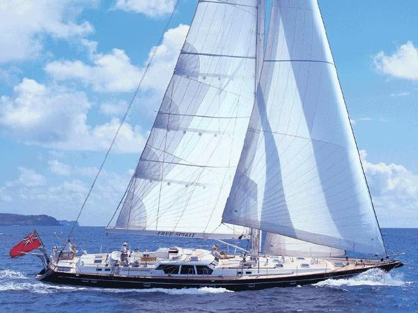 Oyster 80 Oyster 80 - sailing