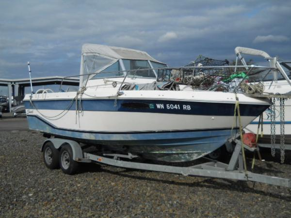 Seaswirl 210 Striper