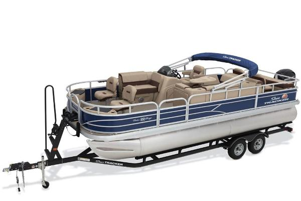 Sun Tracker Fishin' Barge 22 DLX Manufacturer Provided Image