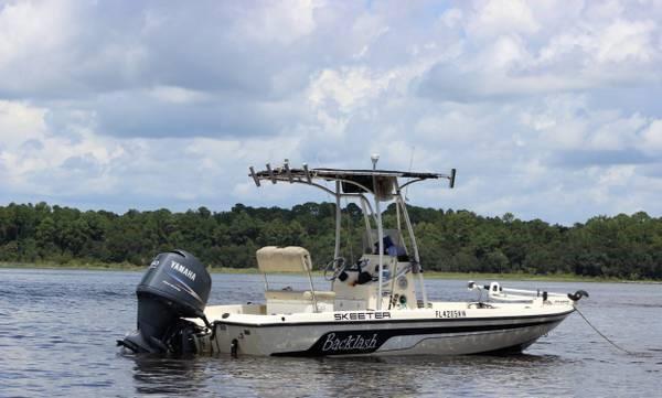 Skeeter 20 ZX Bay Boat Skeeter 20 ZX Bay Boat