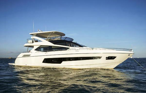 Sunseeker 75 Yacht Exclusive Edition