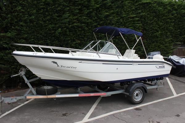 Boston Whaler 160 Ventura