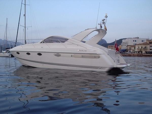 Fairline Targa 37 Fairline Targa 37