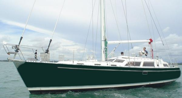 Hans Christian Explorer 4870 sailing yacht Profile photo