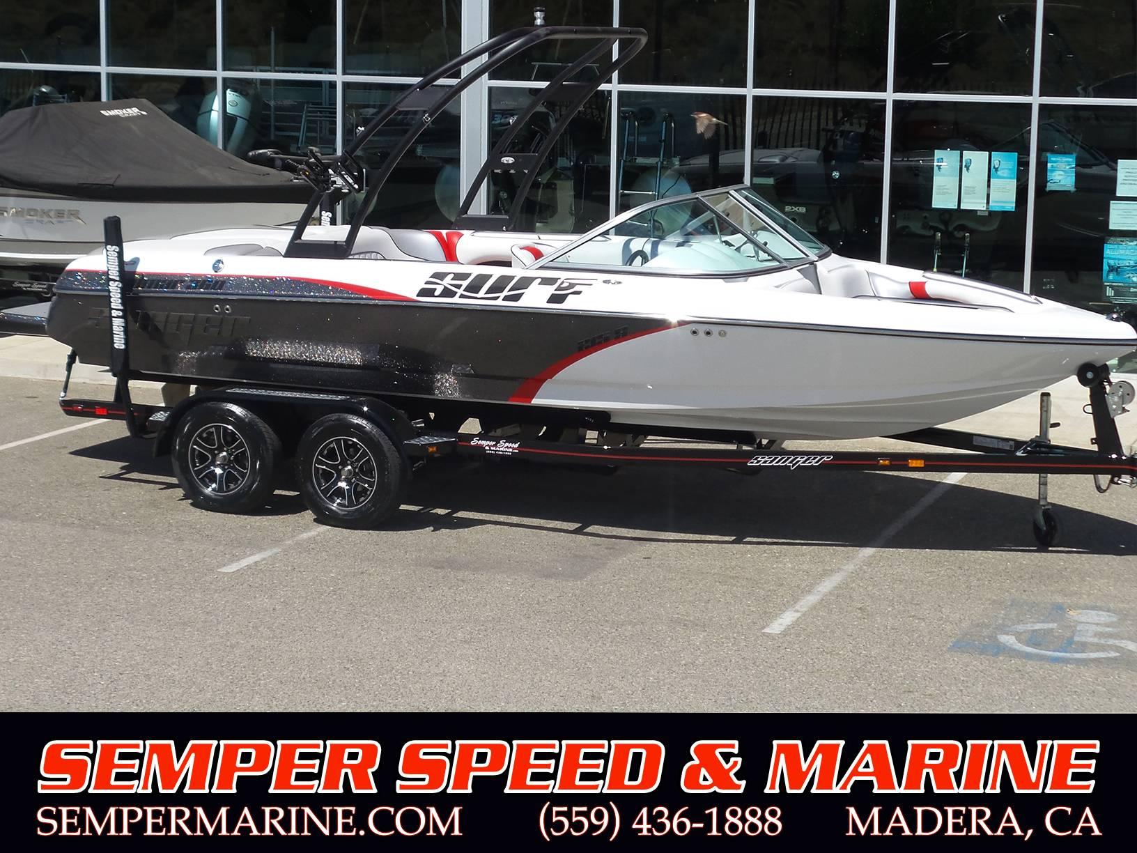 Sanger Boats V215S